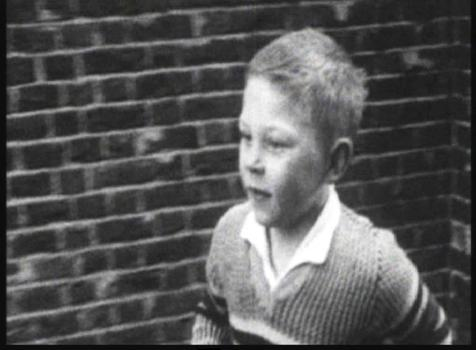 Tony at 7 in 1964.