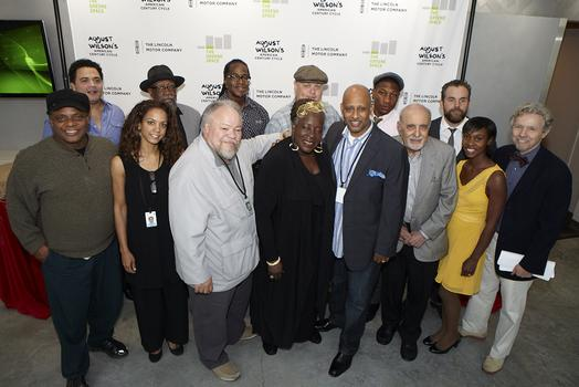 <strong>The Cast of 'Ma Rainey's Black Bottom'</strong>