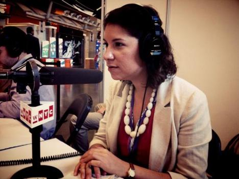 Radio Row in Charlotte: Liz Bartolomeo, Sunlight Foundation