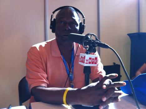 DNC 2012: Keith Wright