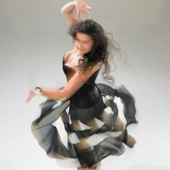Dancing up a storm à la Malibran