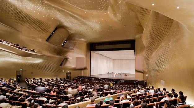 GuangzhouOpera House Main Auditorium