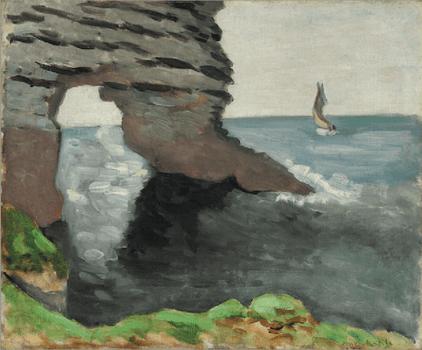 Henri Matisse, <em>The Pierced Rock</em>, 1920.
