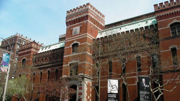 Millions will be spent on constructing the stage inside Manhattan's Park Avenue Armory.