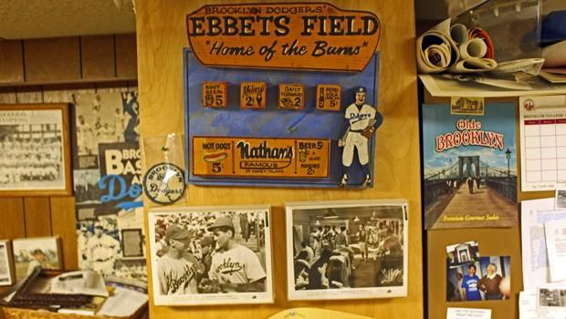 Ebbets Field ephemera