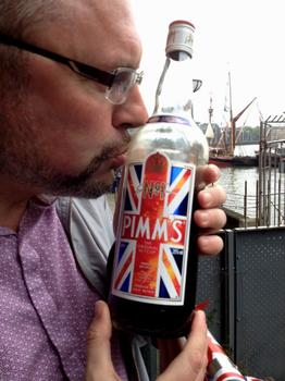 Pimm's released a collectors brew.