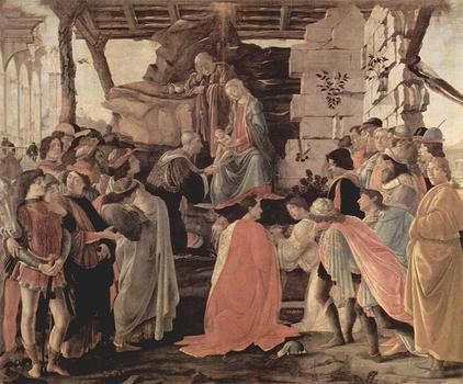 Botticelli's Sandro