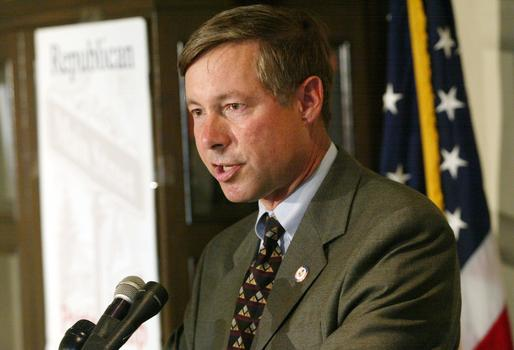 <strong>Energy and Commerce:</strong> Fred Upton (R-MI)