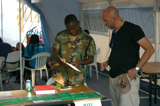 Joint Operations and Tasking Center, Port-au-Prince, Haiti