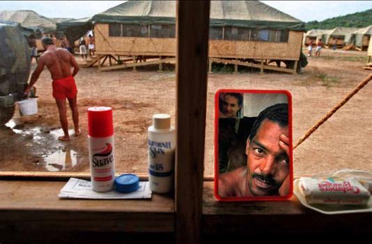 Man in the Mirror, Guantanamo Bay, Cuba