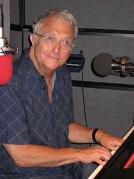 Randy Newman playing on The Leonard Lopate Show. (2008)