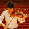 Ray Chen plays the sarabande from Bach's Partita No. 2 in D minor.