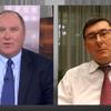 John Solomon interviews then–Ukrainian Prosecutor General Yuriy Lutsenko in March 2019.