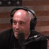 Joe Rogan interviews a guest on his podcast.