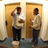 Julio Salgado and Jorge Gutierrez in the web series 'Undocumented and Awkward'