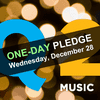 Support Q2 Music's This December!
