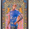 Alios Itzhak is on view in The Jewish Museum's exhibit The World Stage: Isarael.