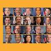 headshots of 28 members of congress