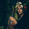 Violinist Noemi Gasparini