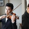 Violinists Timothy Chooi and Asi Matathias