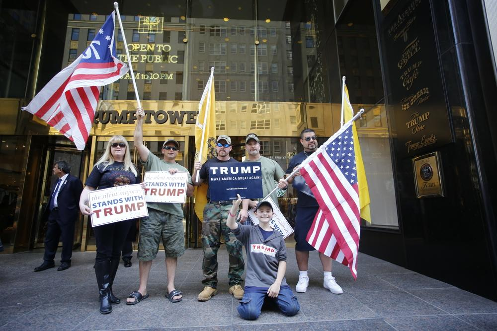 Understanding Identity Politics in Trump Country | The ...