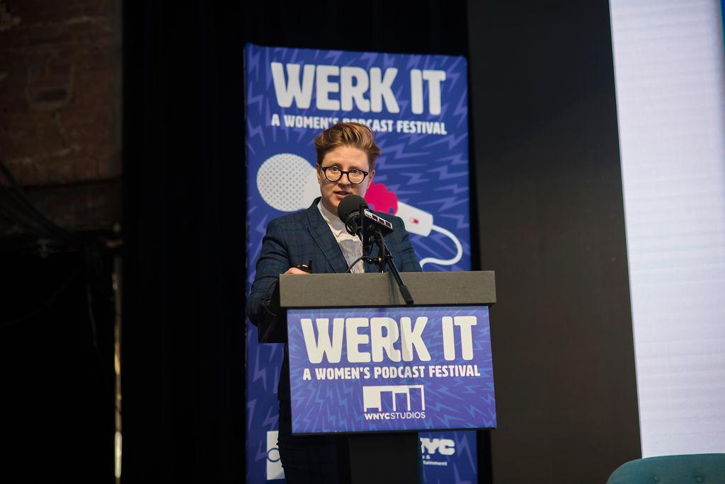 How I Learned to Stop Worrying and Love My Voice | Werk It: The