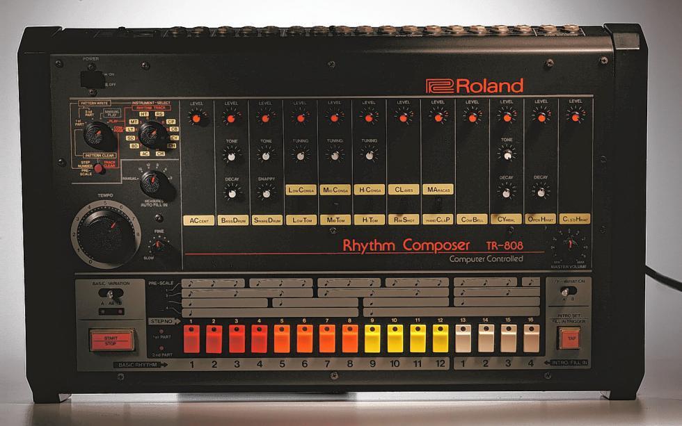 808 beat machine