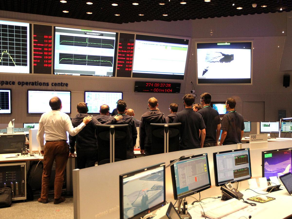 european space center - HD1200×899