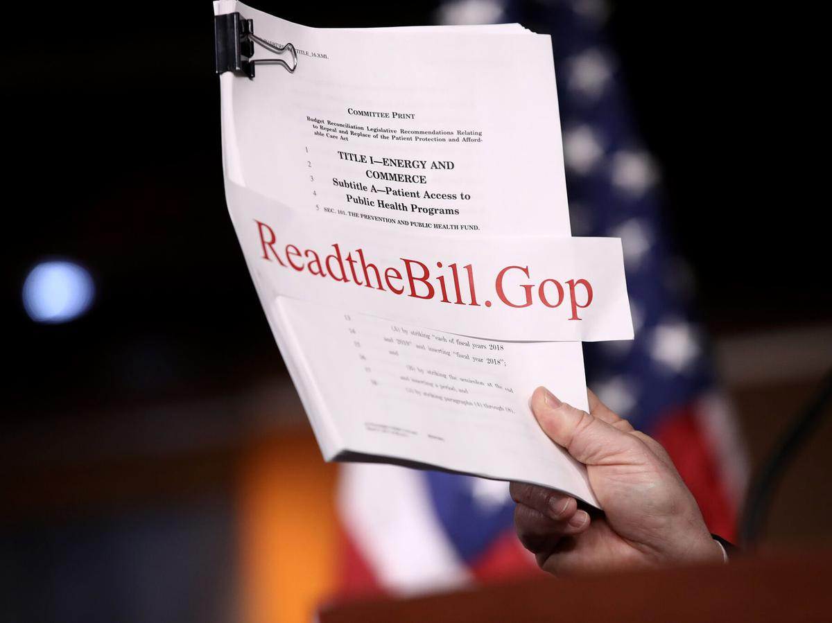 republic health bill