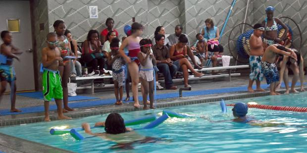 Hair Or History What 39 S Behind African American Views On Swimming Wnyc