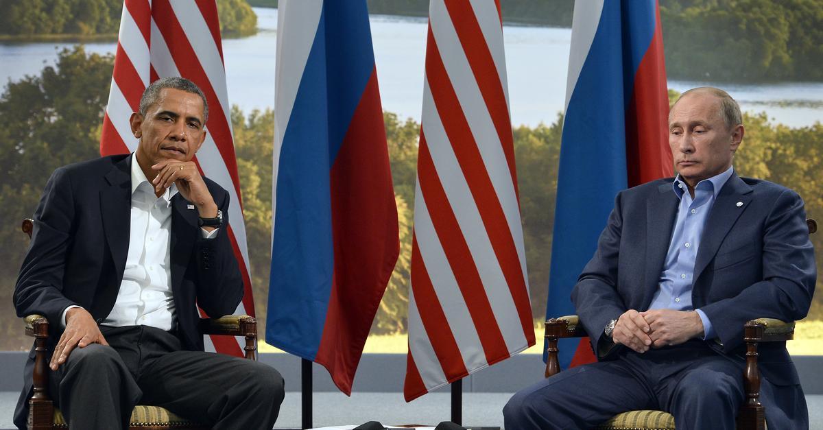 Путин обвинил США во вмешательстве в выборы в России ...