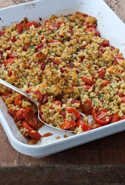 ... Leonard Lopate Show: Recipe: Provençal Cherry Tomato Gratin - WNYC