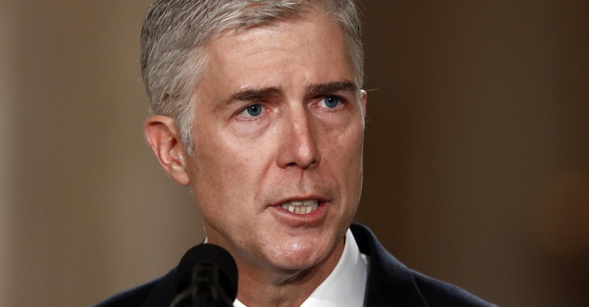 What You Need to Know About SCOTUS Nominee Neil Gorsuch ...