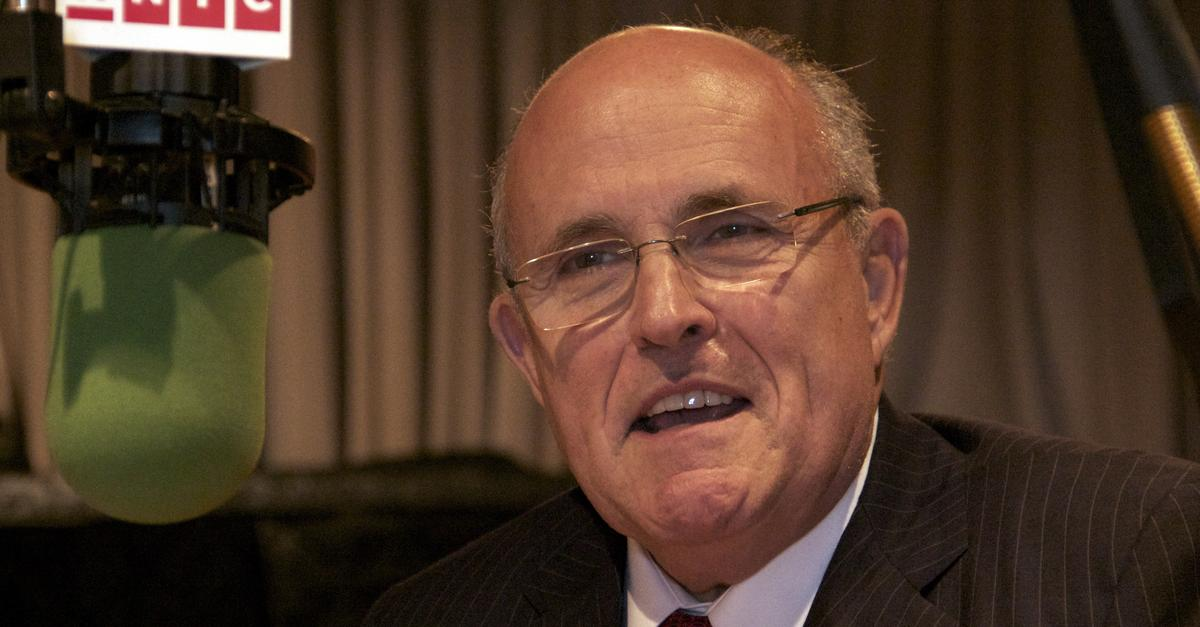 rudolph giuliani essay Book review leadership by rudolph w giuliani the influence of 9/11 on this book former new york mayor rudolph w giuliani give in his book, appropriately called leadership, his personal view on the important factors that should encompass leadership.