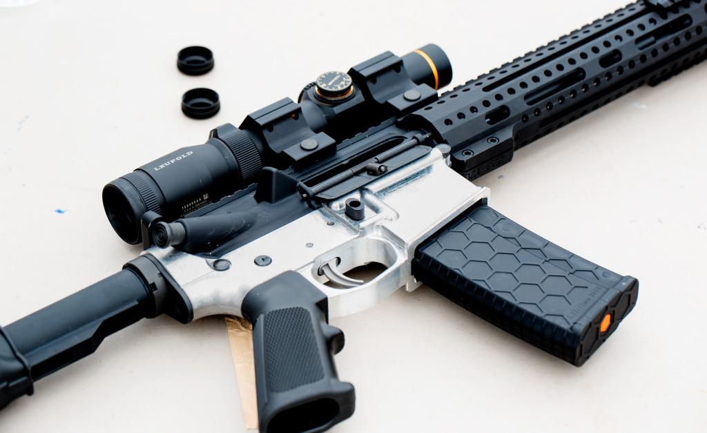 The Untraceable Ghost Gun You Can Make Legally At Home