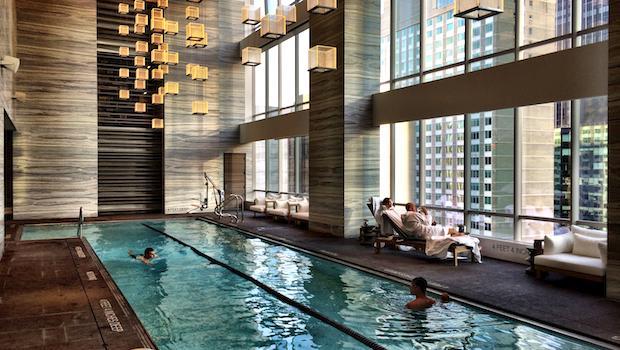 Park Hyatt Ny Hotel Pool Plays Underwater Clical Music Wqxr Blog