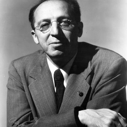 a biography of aaron copland an american composer and conductor Aaron copland was an american classical composer, composition teacher, writer, and orchestral conductor he was instrumental in forging a distinctly american style of musical composition, and is often referred.