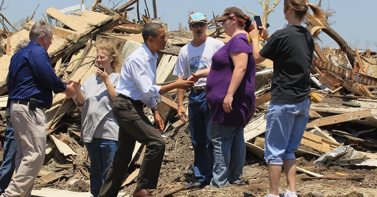 Joplin >> Obama Visits Joplin, Mo. for Memorial Service - The Takeaway - WNYC