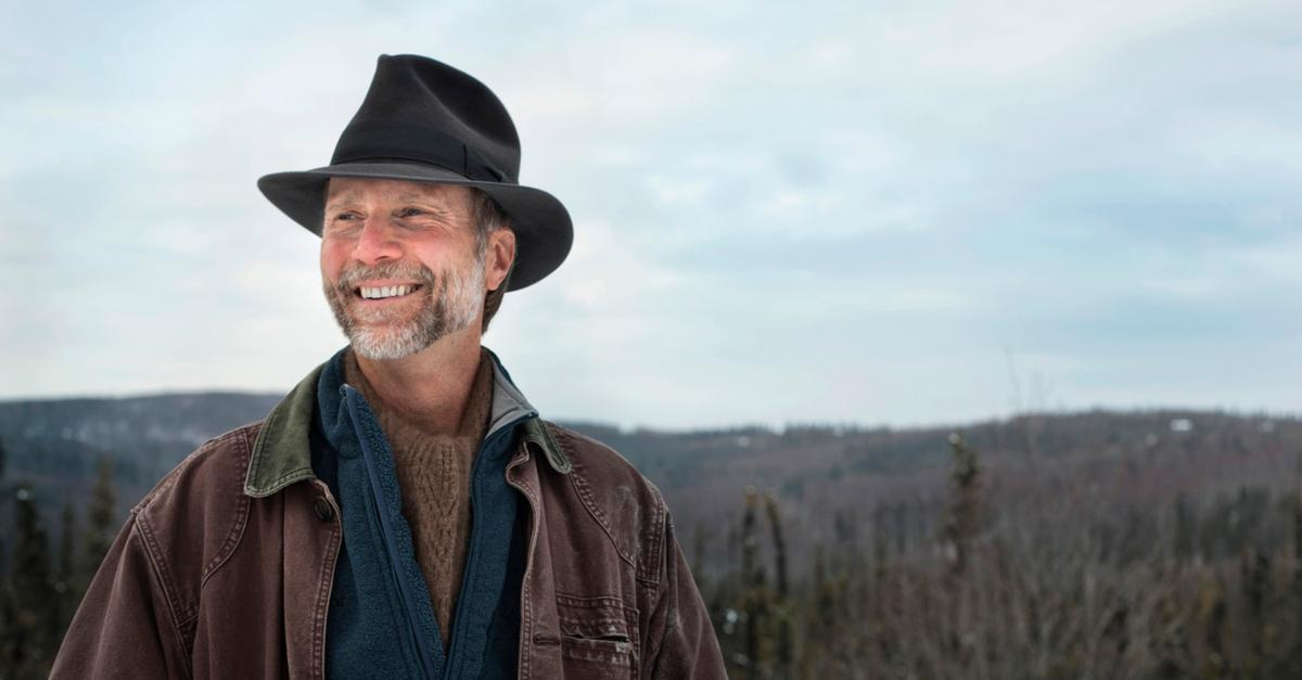 John Luther Adams Bad Decisions And Finding Home New