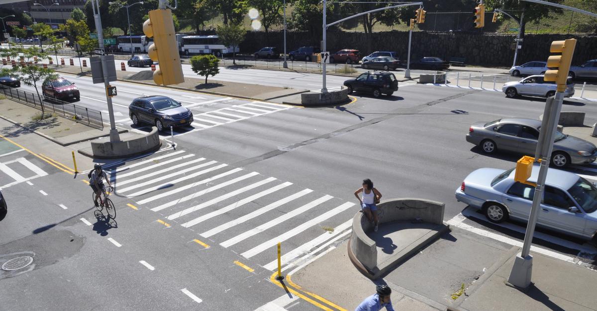 Traffic Staten Island