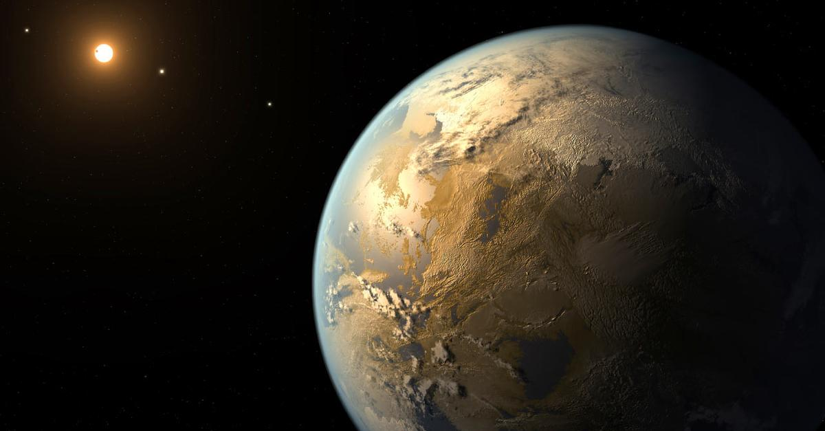 Could Humans Survive On Kepler-438b? | The Takeaway | WNYC