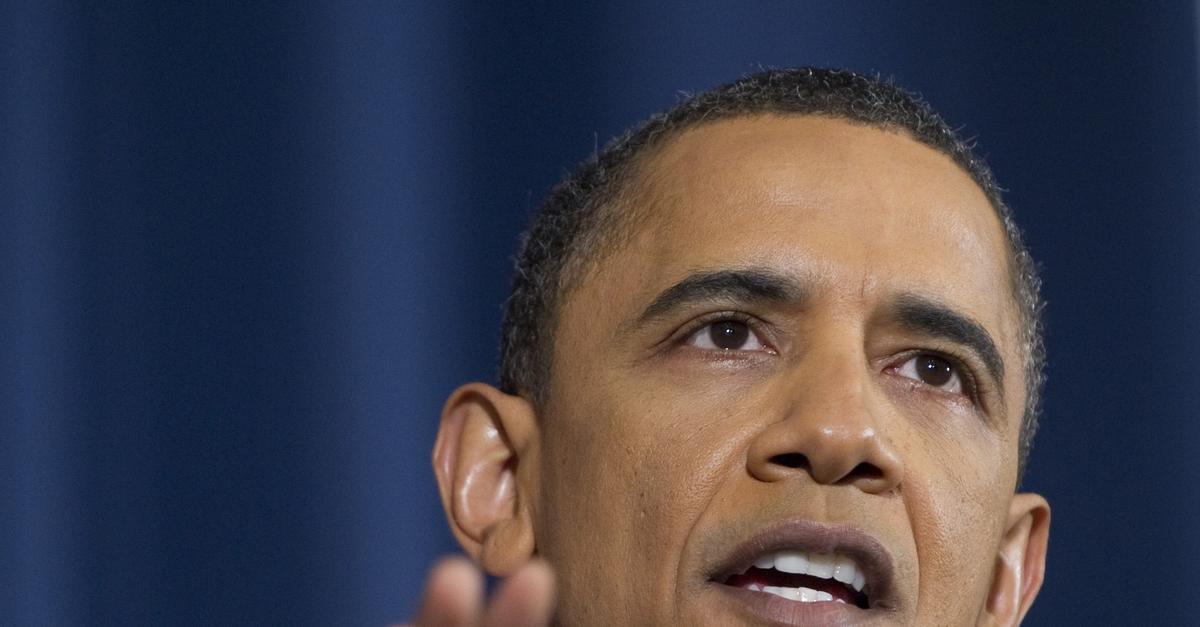 analysing obama speech