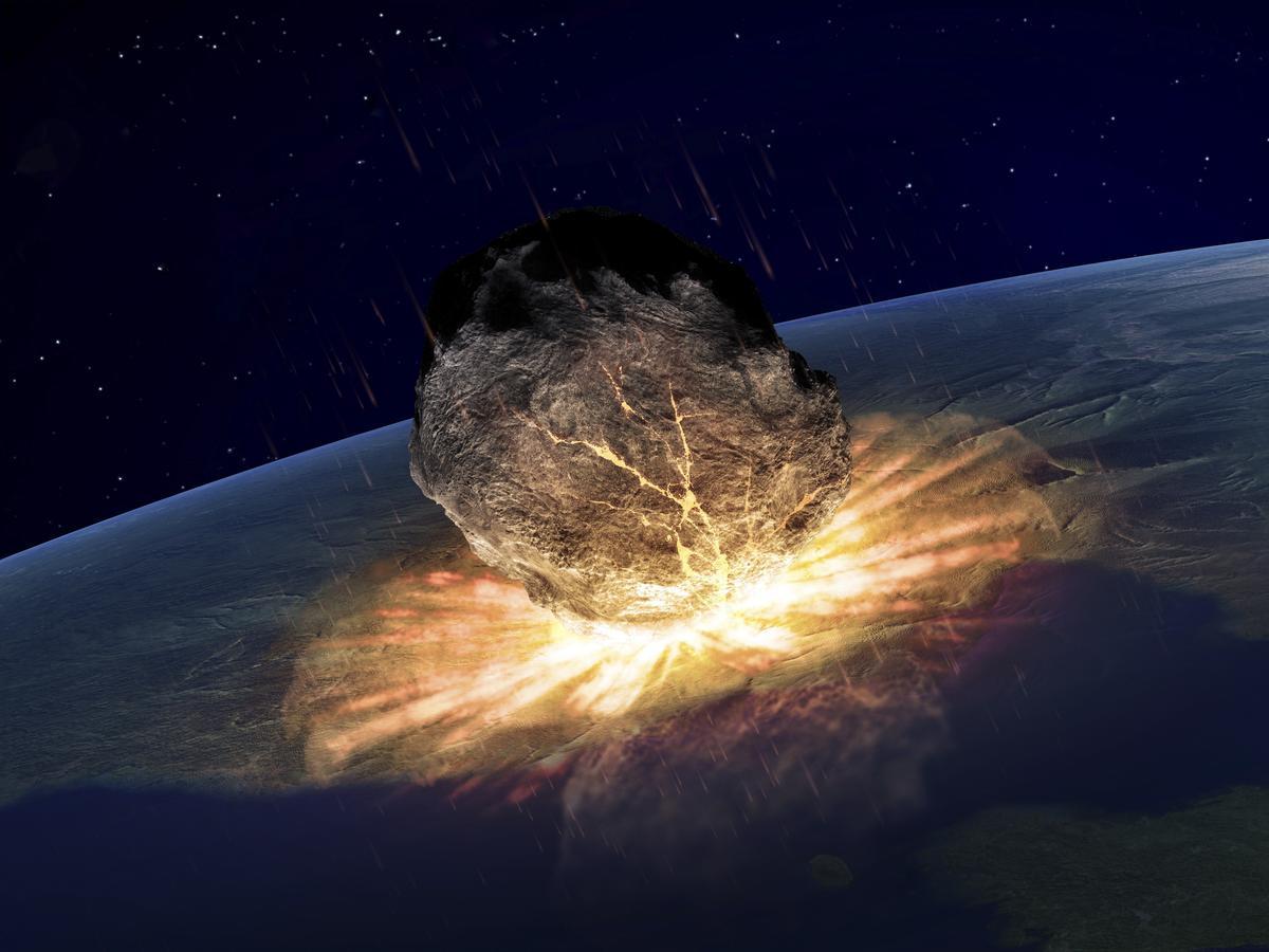 nasa comet collision - HD1200×800