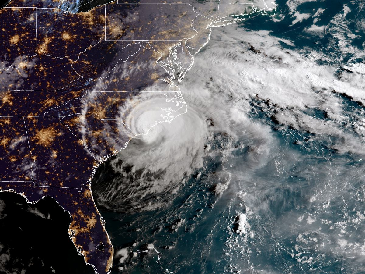 images from hurricane florence - HD 1200×899