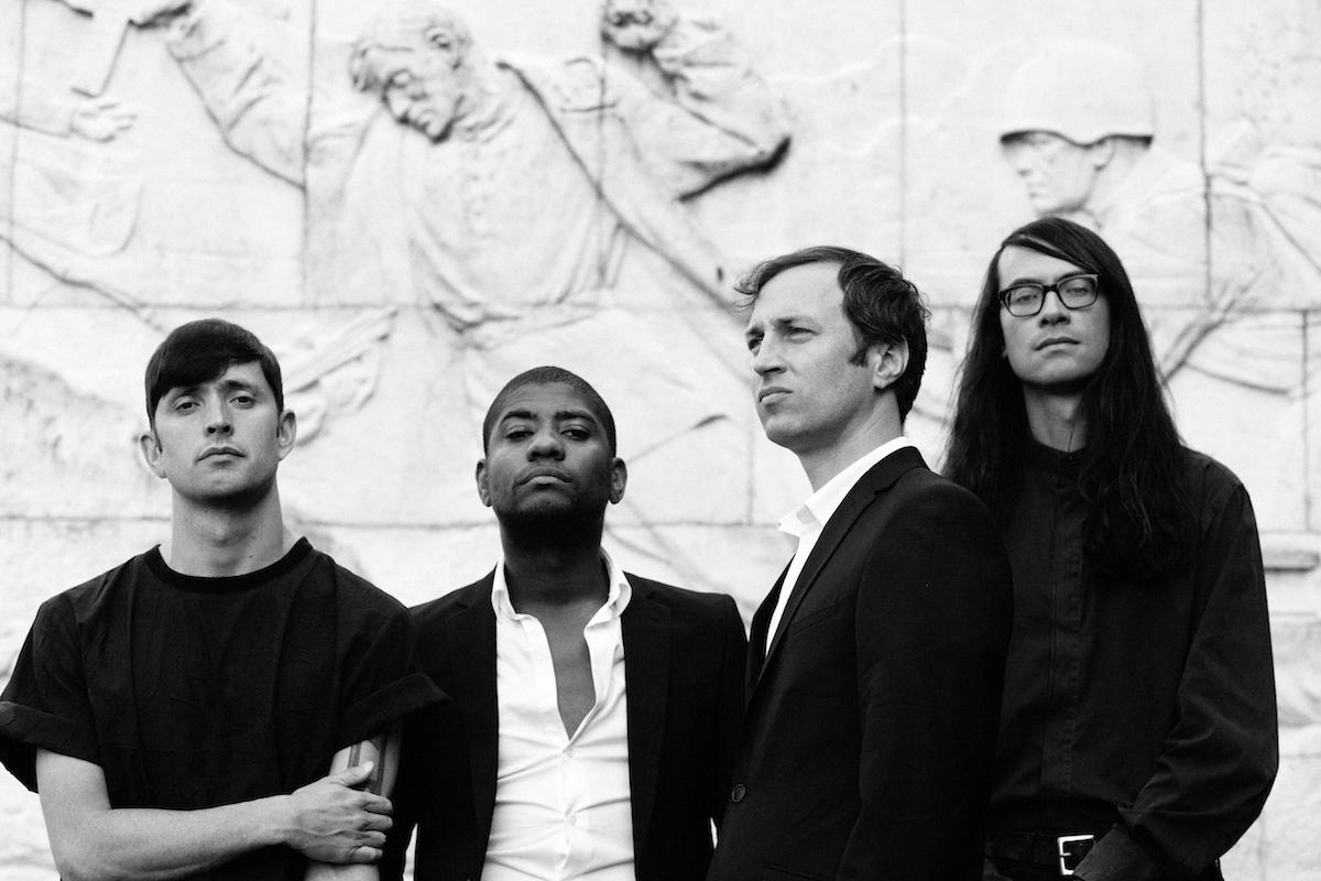 Algiers' Postpunk Soul Music for Disrupting | Soundcheck | New Sounds