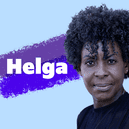 Helga Unbranded Logo
