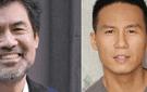 David Henry Hwang and BD Wong