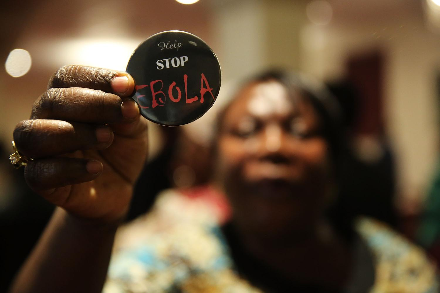 Fears of Ebola Touch Liberians in U.S. | The Takeaway | WNYC
