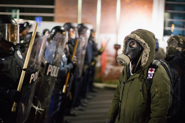 Ferguson & Gov. Jay Nixon's Leadership Crisis   The Takeaway   WNYC