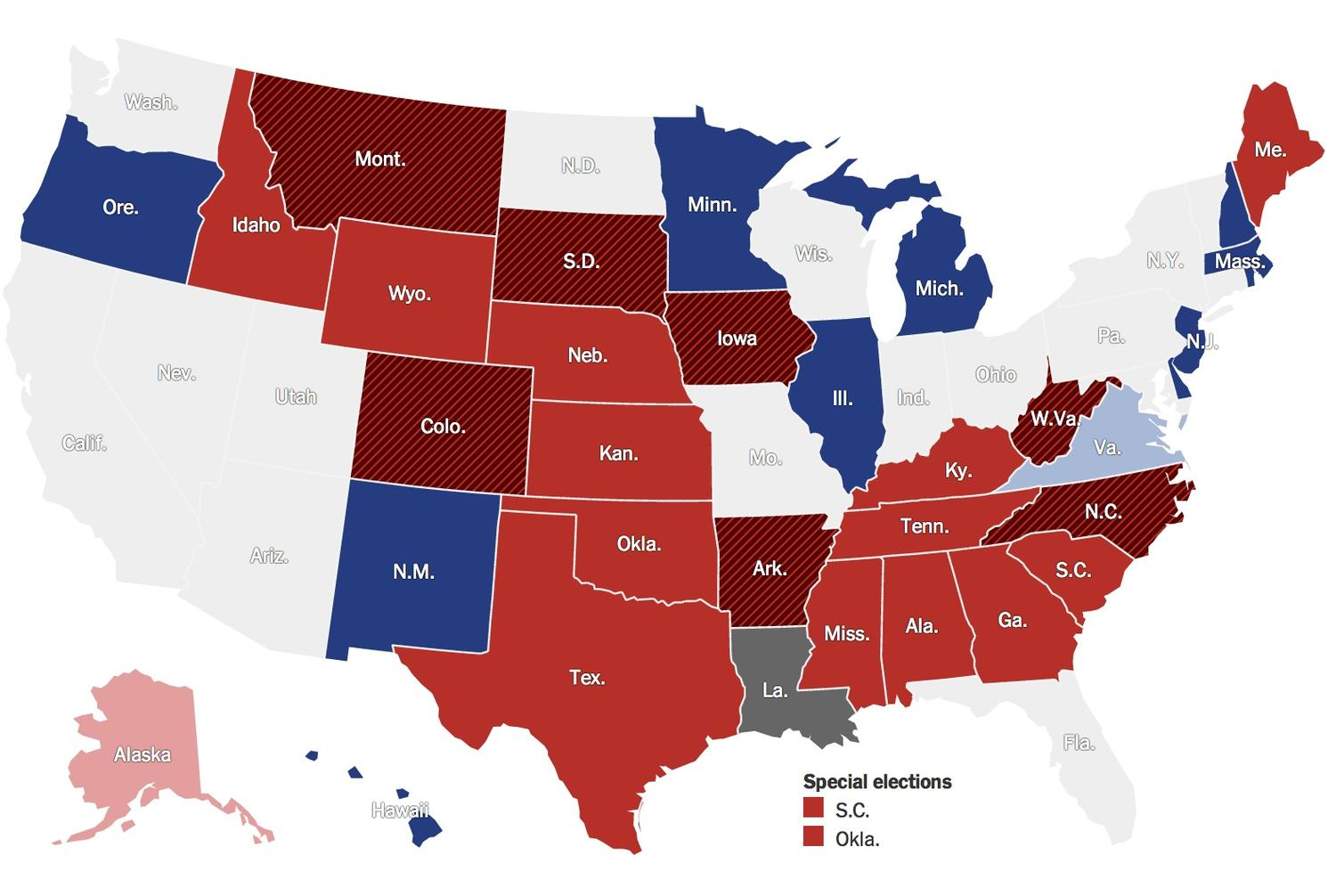 The Economic Divide Between Red and Blue States | The ...